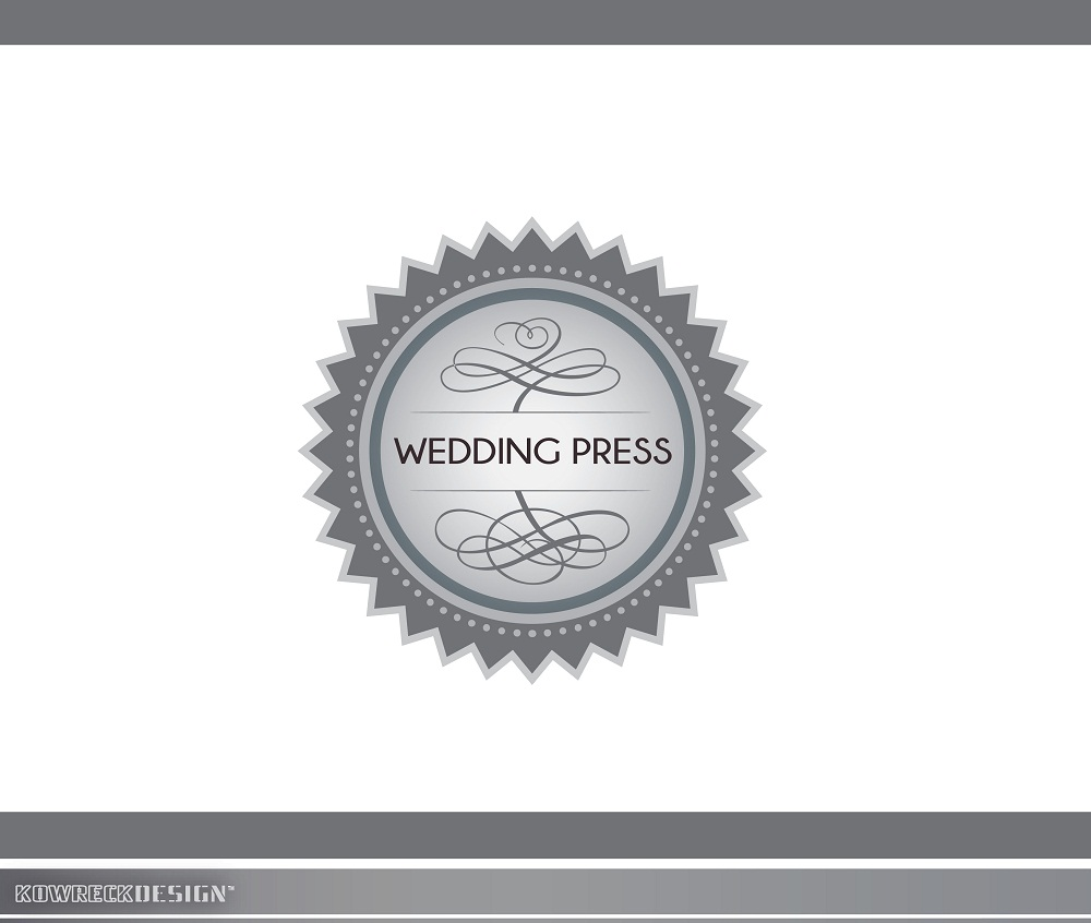 Logo Design by kowreck - Entry No. 44 in the Logo Design Contest Wedding Writes Logo Design.