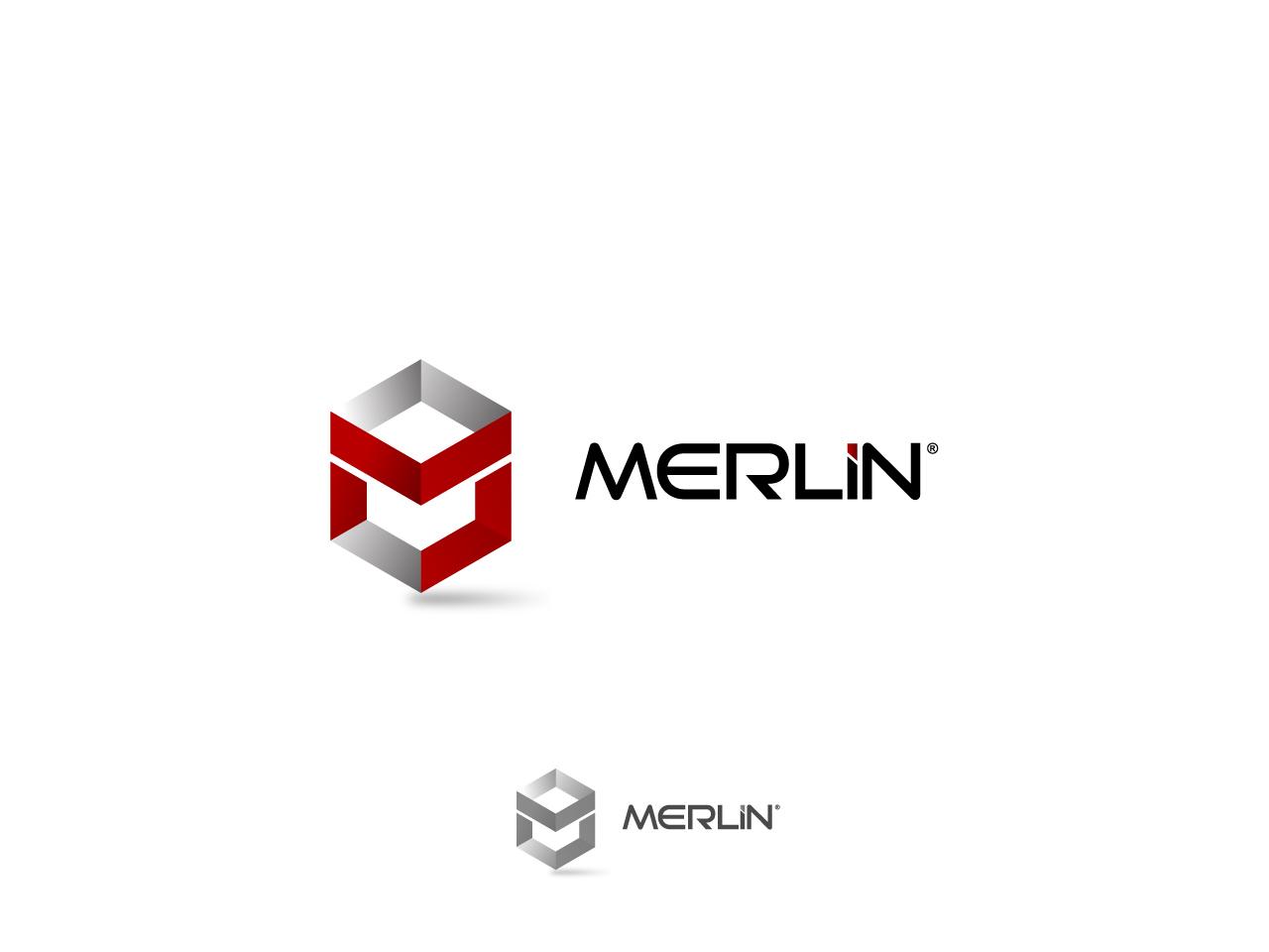 Logo Design by jpbituin - Entry No. 127 in the Logo Design Contest Imaginative Logo Design for Merlin.