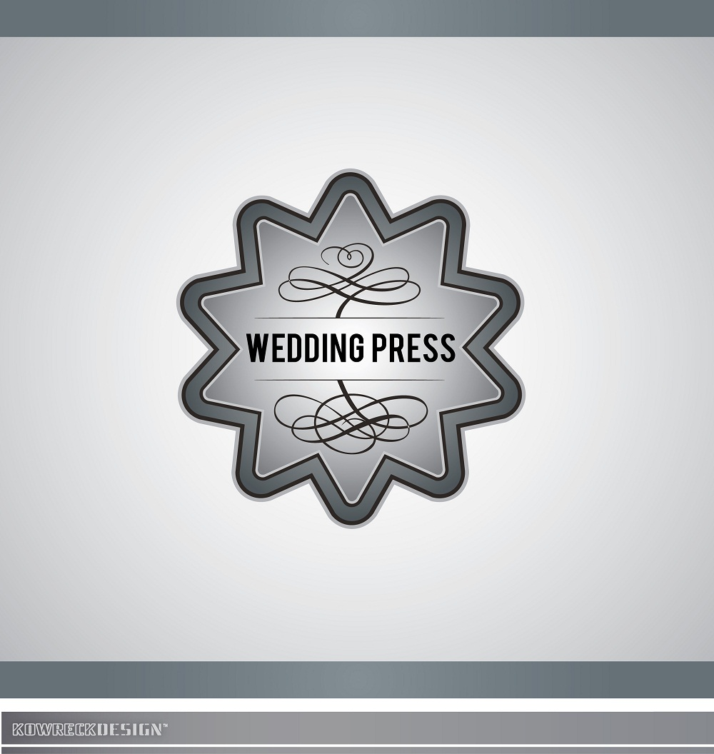 Logo Design by kowreck - Entry No. 46 in the Logo Design Contest Wedding Writes Logo Design.