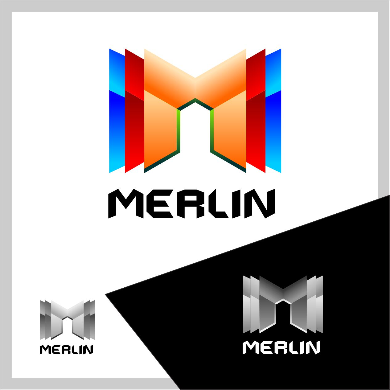 Logo Design by brown_hair - Entry No. 128 in the Logo Design Contest Imaginative Logo Design for Merlin.