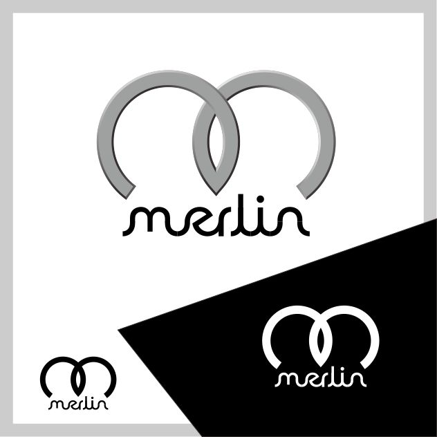 Logo Design by brown_hair - Entry No. 129 in the Logo Design Contest Imaginative Logo Design for Merlin.