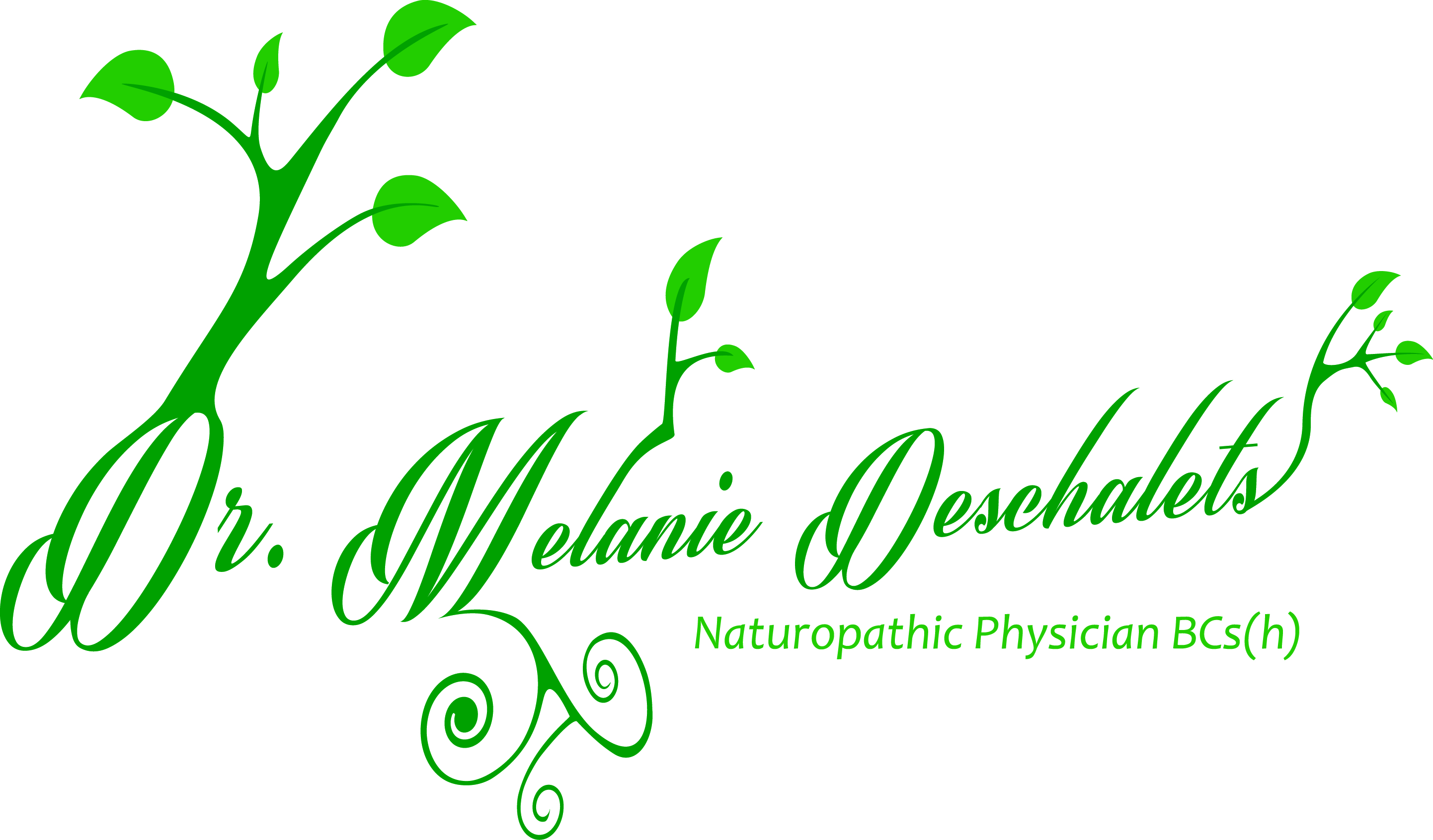 Logo Design by Vivek Singh - Entry No. 58 in the Logo Design Contest Artistic Logo Design for Dr Mélanie DesChâtelets.