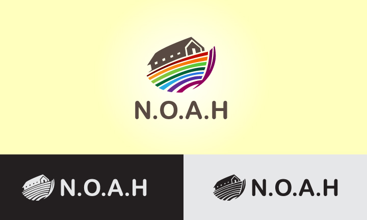 Logo Design by Top Elite - Entry No. 89 in the Logo Design Contest Fun Logo Design for N.O.A.H..