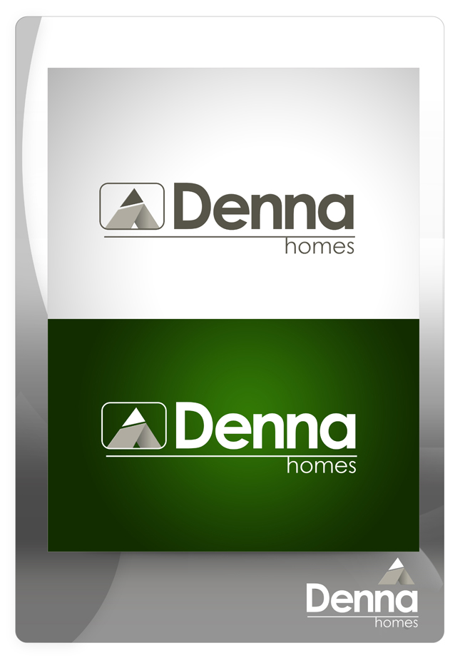 Logo Design by Mark Anthony Moreto Jordan - Entry No. 369 in the Logo Design Contest Denna Group Logo Design.
