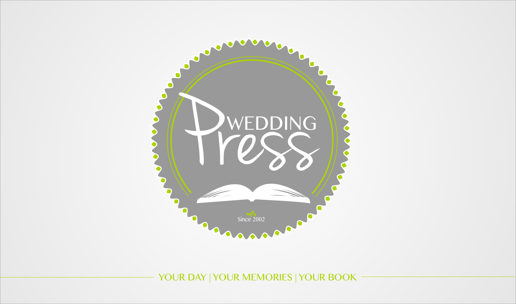 Logo Design by Andrew Bertram - Entry No. 50 in the Logo Design Contest Wedding Writes Logo Design.