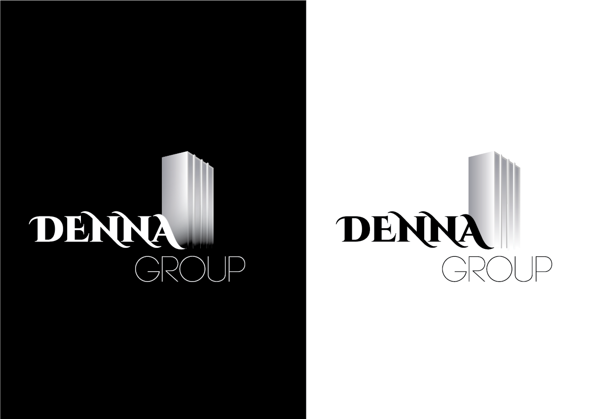 Logo Design by Thanasis Athanasopoulos - Entry No. 370 in the Logo Design Contest Denna Group Logo Design.