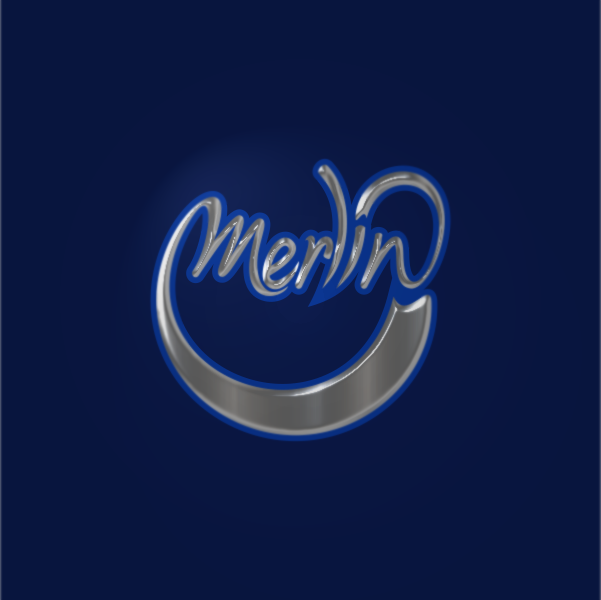 Logo Design by Private User - Entry No. 133 in the Logo Design Contest Imaginative Logo Design for Merlin.