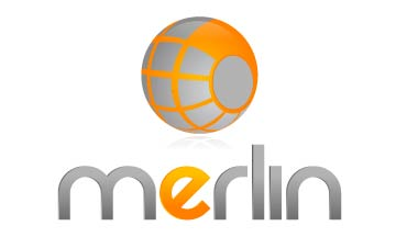 Logo Design by Mobin Asghar - Entry No. 135 in the Logo Design Contest Imaginative Logo Design for Merlin.