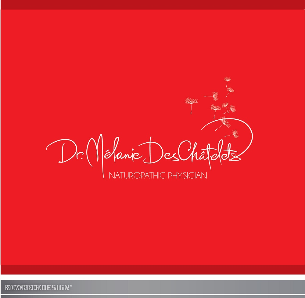 Logo Design by kowreck - Entry No. 66 in the Logo Design Contest Artistic Logo Design for Dr Mélanie DesChâtelets.