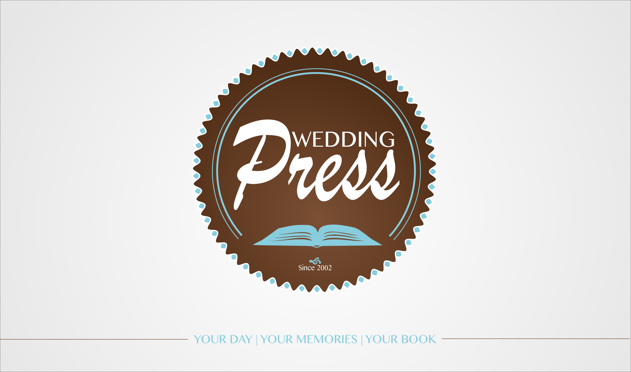 Logo Design by Andrew Bertram - Entry No. 51 in the Logo Design Contest Wedding Writes Logo Design.