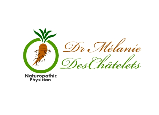 Logo Design by Ismail Adhi Wibowo - Entry No. 68 in the Logo Design Contest Artistic Logo Design for Dr Mélanie DesChâtelets.