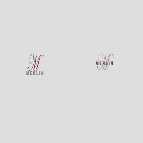 Logo Design by Dio Graphics - Entry No. 143 in the Logo Design Contest Imaginative Logo Design for Merlin.