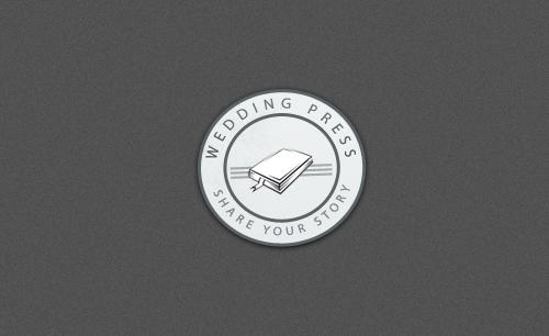 Logo Design by Dio Graphics - Entry No. 56 in the Logo Design Contest Wedding Writes Logo Design.