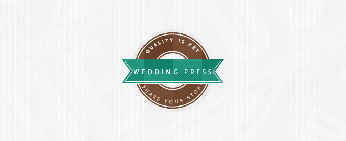 Logo Design by Dio Graphics - Entry No. 58 in the Logo Design Contest Wedding Writes Logo Design.