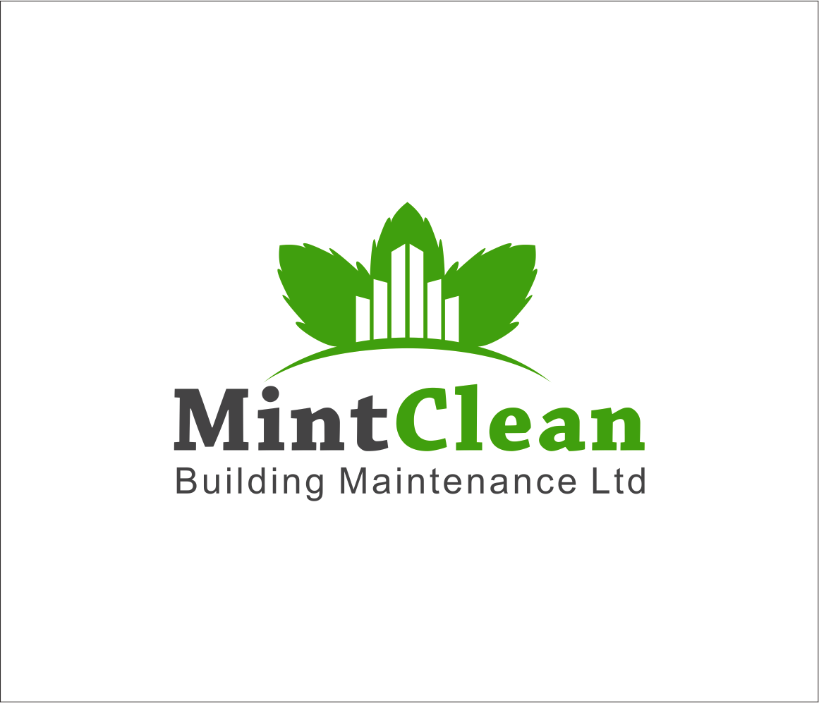 Logo Design by Armada Jamaluddin - Entry No. 11 in the Logo Design Contest MintClean Building Maintenance Ltd. Logo Design.