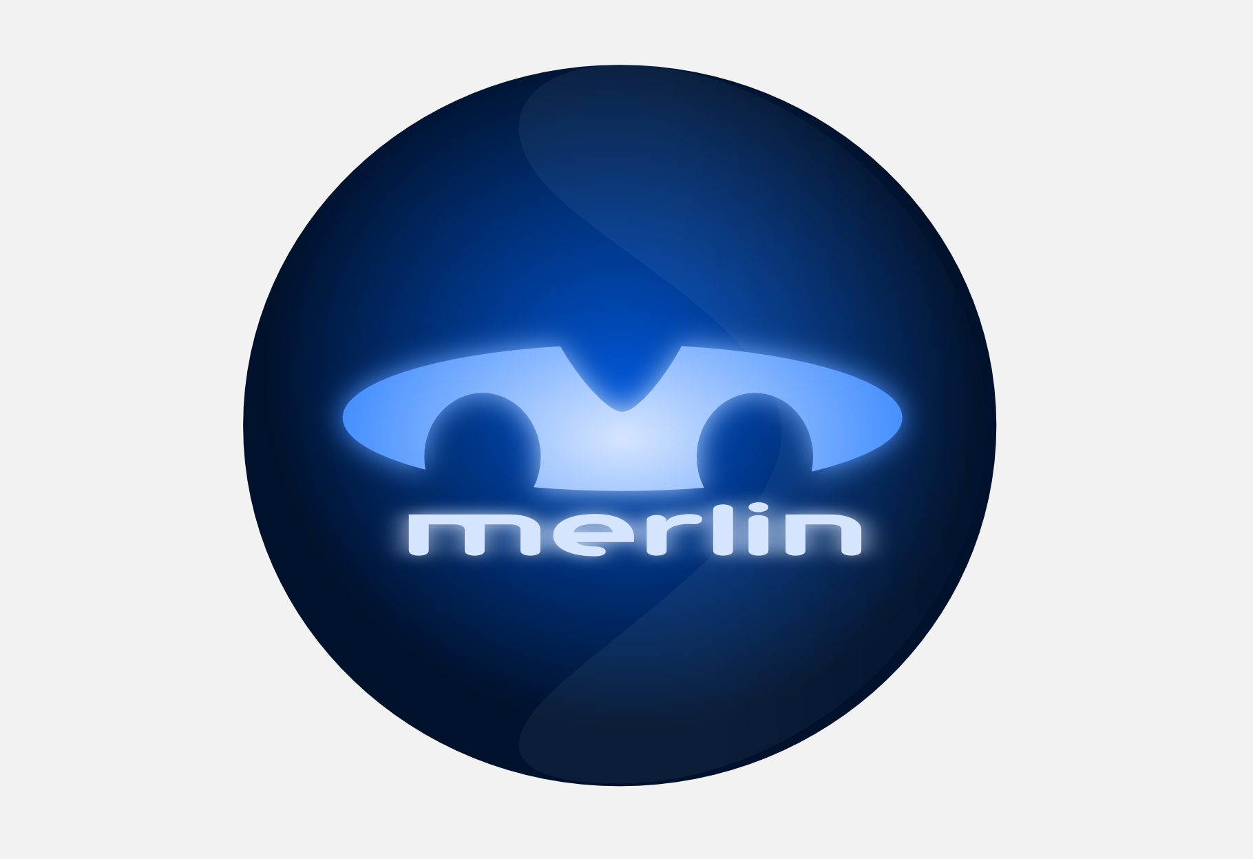 Logo Design by Arindam Khanda - Entry No. 148 in the Logo Design Contest Imaginative Logo Design for Merlin.