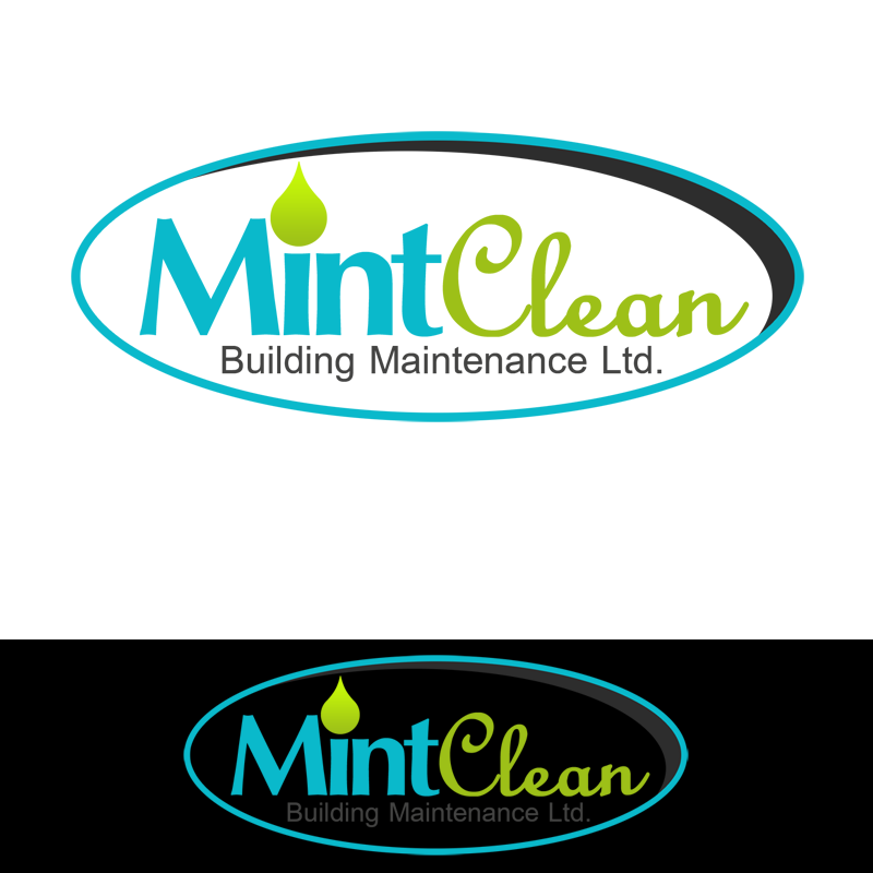 Logo Design by Private User - Entry No. 16 in the Logo Design Contest MintClean Building Maintenance Ltd. Logo Design.