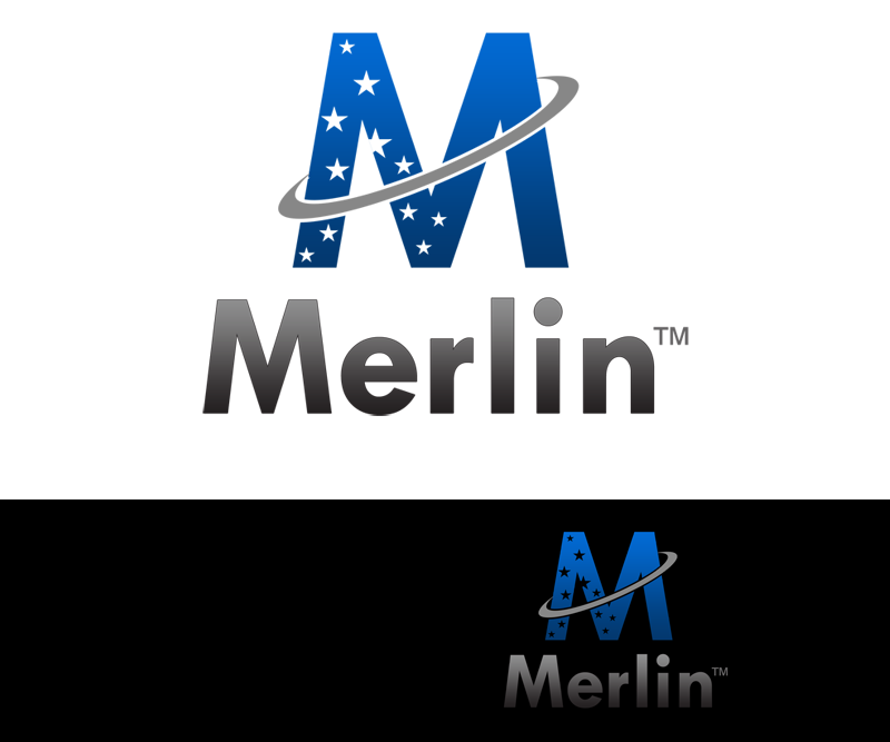 Logo Design by Private User - Entry No. 151 in the Logo Design Contest Imaginative Logo Design for Merlin.