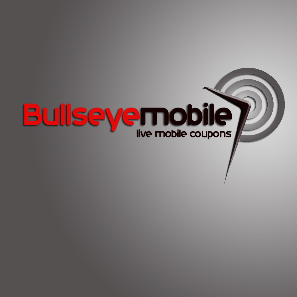 Logo Design by lapakera - Entry No. 56 in the Logo Design Contest Bullseye Mobile.