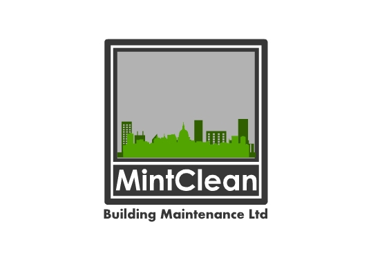 Logo Design by Ismail Adhi Wibowo - Entry No. 18 in the Logo Design Contest MintClean Building Maintenance Ltd. Logo Design.