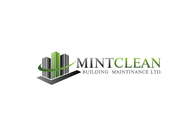 Logo Design by Private User - Entry No. 20 in the Logo Design Contest MintClean Building Maintenance Ltd. Logo Design.