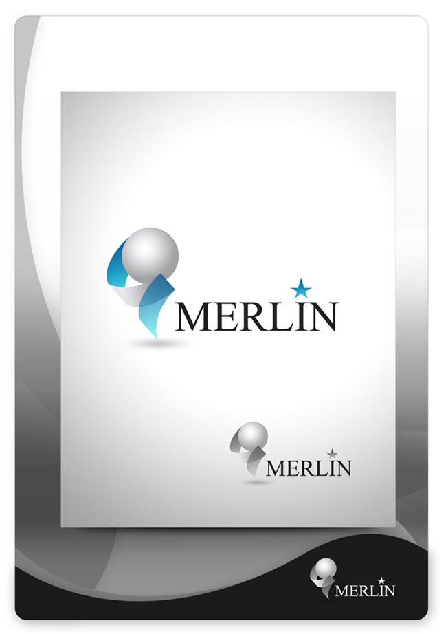 Logo Design by Mark Anthony Moreto Jordan - Entry No. 155 in the Logo Design Contest Imaginative Logo Design for Merlin.