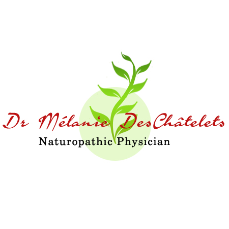 Logo Design by Crystal Desizns - Entry No. 83 in the Logo Design Contest Artistic Logo Design for Dr Mélanie DesChâtelets.