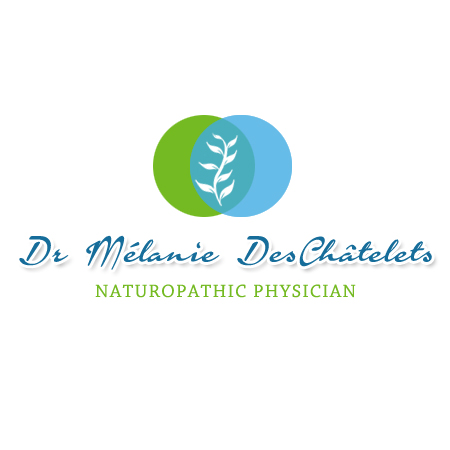 Logo Design by Crystal Desizns - Entry No. 85 in the Logo Design Contest Artistic Logo Design for Dr Mélanie DesChâtelets.