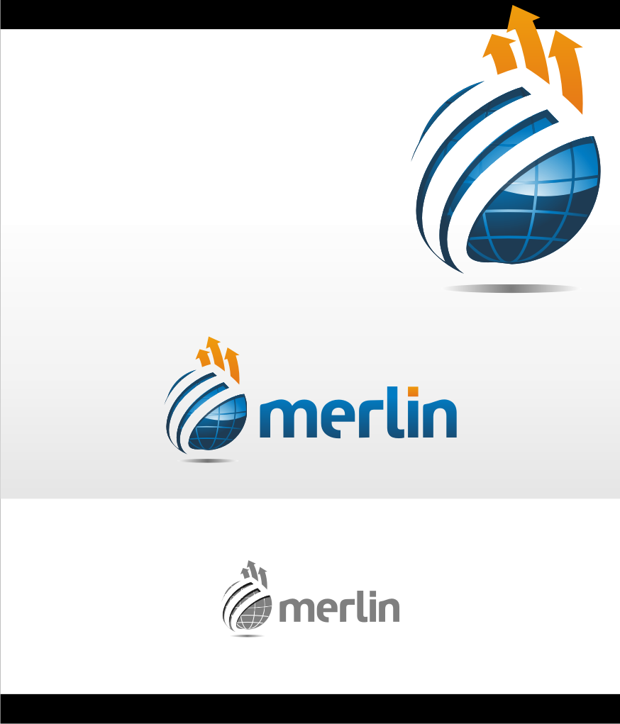 Logo Design by Muhammad Nasrul chasib - Entry No. 161 in the Logo Design Contest Imaginative Logo Design for Merlin.