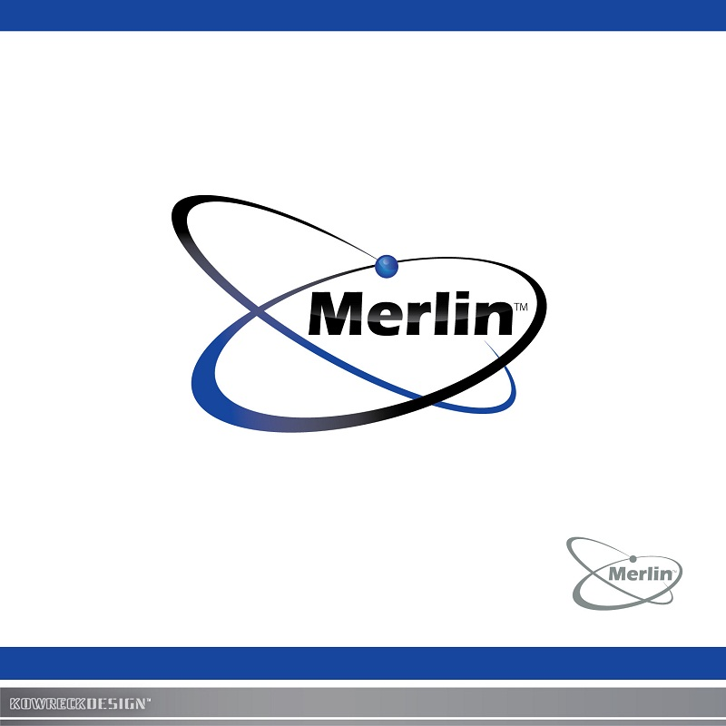 Logo Design by kowreck - Entry No. 162 in the Logo Design Contest Imaginative Logo Design for Merlin.
