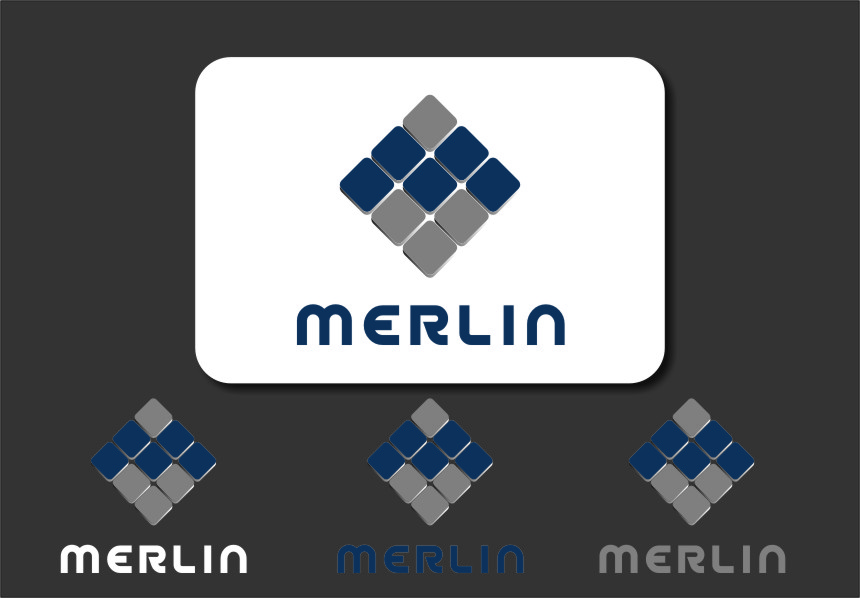 Logo Design by Ngepet_art - Entry No. 163 in the Logo Design Contest Imaginative Logo Design for Merlin.