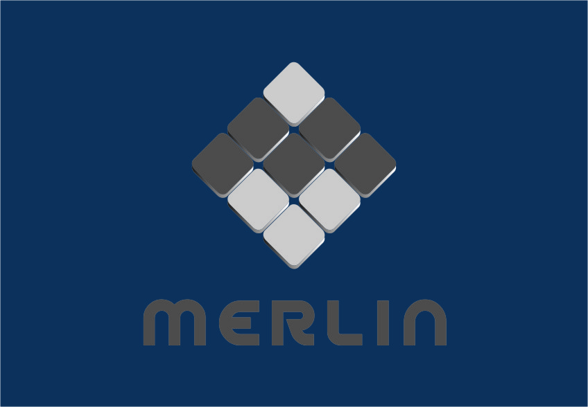 Logo Design by Ngepet_art - Entry No. 165 in the Logo Design Contest Imaginative Logo Design for Merlin.
