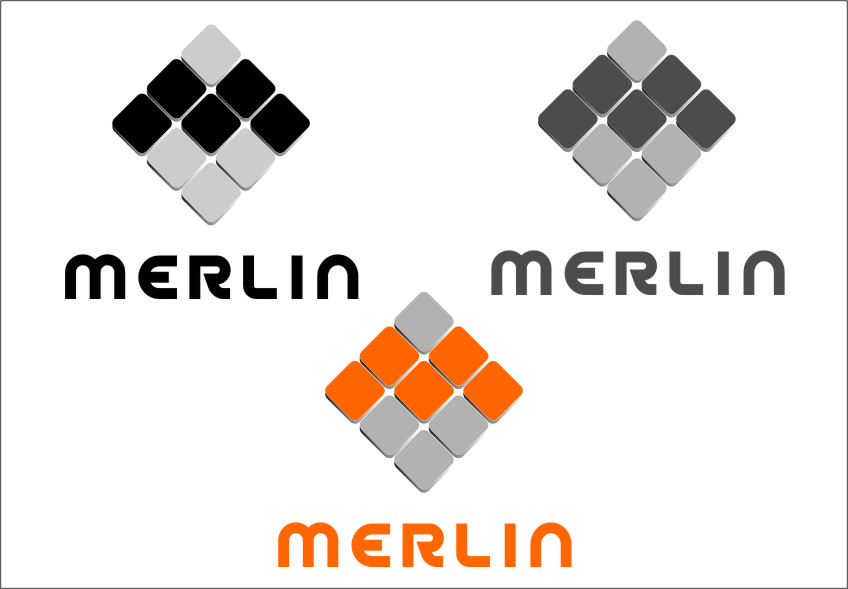 Logo Design by Ngepet_art - Entry No. 167 in the Logo Design Contest Imaginative Logo Design for Merlin.