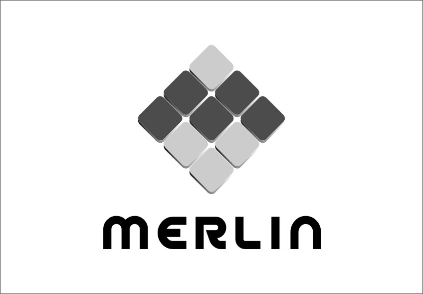 Logo Design by RoSyid Rono-Rene On Java - Entry No. 168 in the Logo Design Contest Imaginative Logo Design for Merlin.