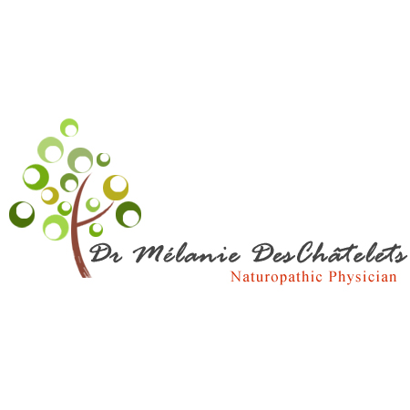 Logo Design by Crystal Desizns - Entry No. 89 in the Logo Design Contest Artistic Logo Design for Dr Mélanie DesChâtelets.