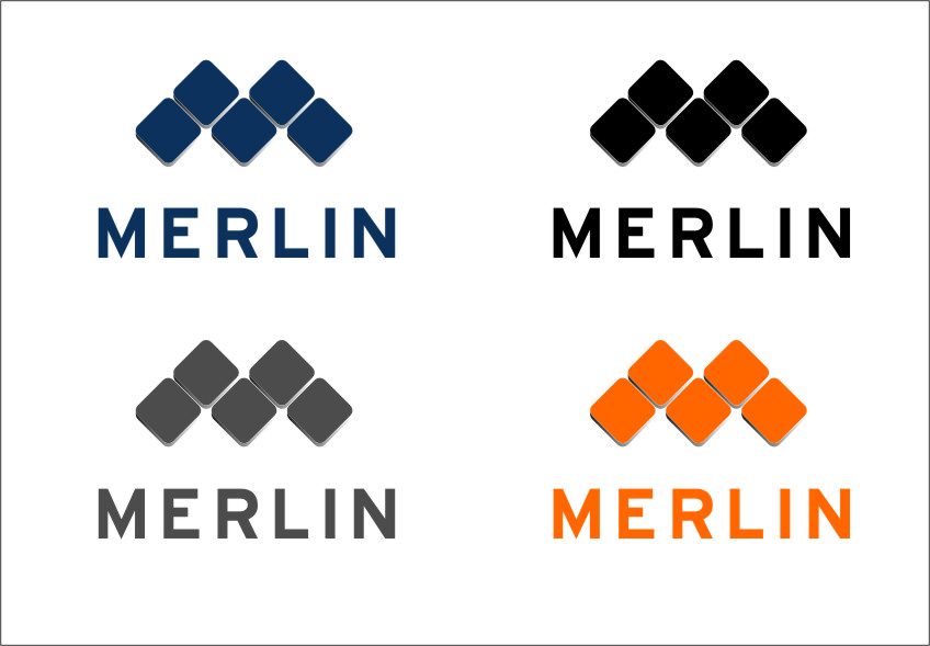 Logo Design by RasYa Muhammad Athaya - Entry No. 170 in the Logo Design Contest Imaginative Logo Design for Merlin.