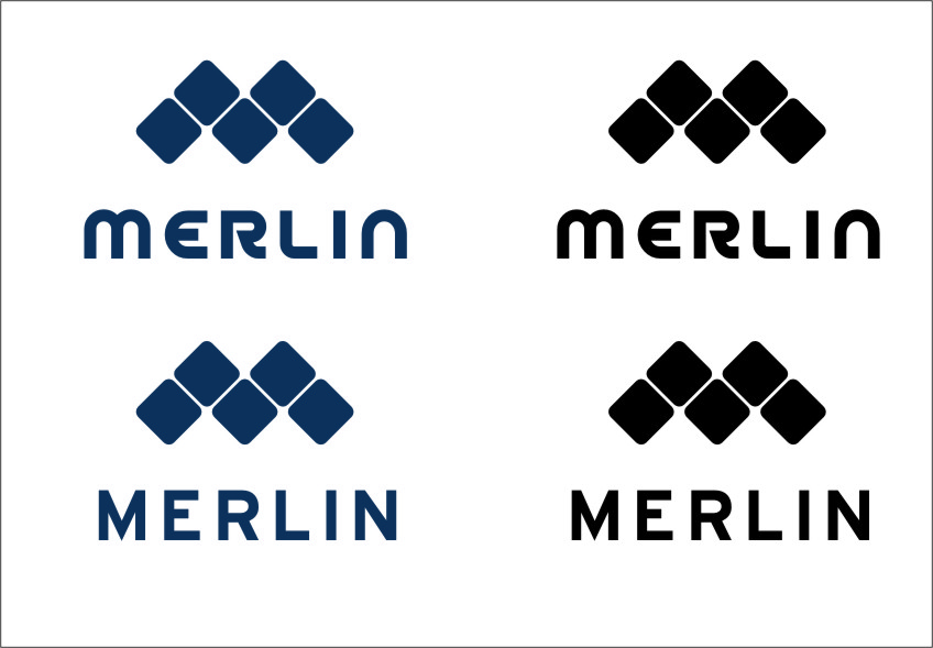 Logo Design by Ngepet_art - Entry No. 171 in the Logo Design Contest Imaginative Logo Design for Merlin.