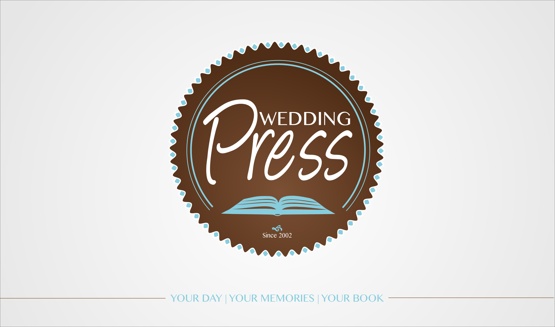 Logo Design by Andrew Bertram - Entry No. 76 in the Logo Design Contest Wedding Writes Logo Design.