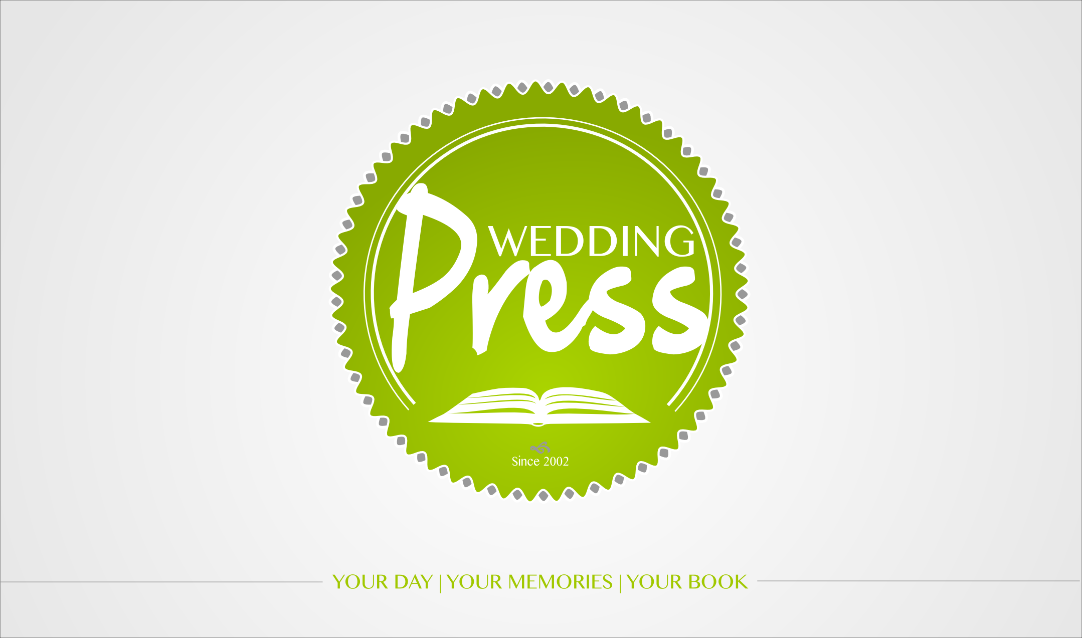 Logo Design by Andrew Bertram - Entry No. 77 in the Logo Design Contest Wedding Writes Logo Design.
