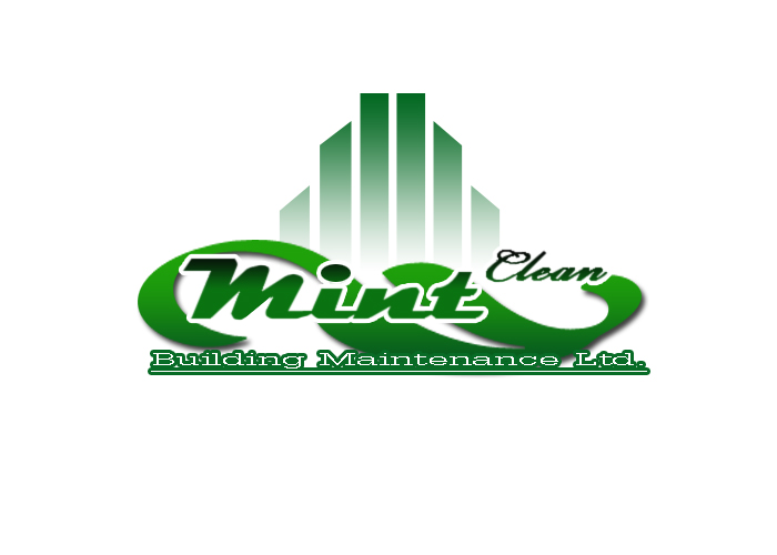 Logo Design by Ashesh Gaurav - Entry No. 29 in the Logo Design Contest MintClean Building Maintenance Ltd. Logo Design.