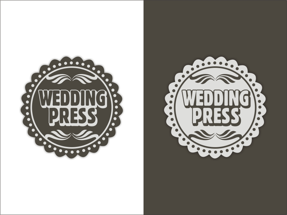 Logo Design by RED HORSE design studio - Entry No. 78 in the Logo Design Contest Wedding Writes Logo Design.