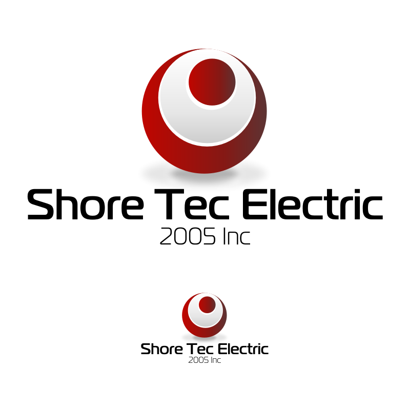 Logo Design by TimothyLeary - Entry No. 88 in the Logo Design Contest Shore Tec Electric 2005 Inc.