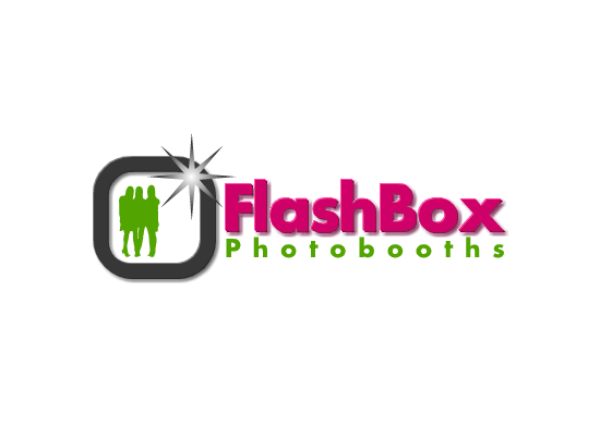 Logo Design by Ismail Adhi Wibowo - Entry No. 2 in the Logo Design Contest New Logo Design for FlashBox Photobooths.