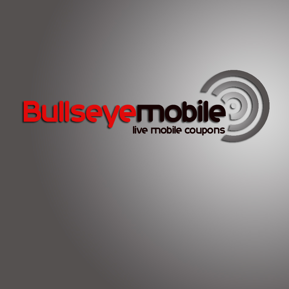 Logo Design by lapakera - Entry No. 59 in the Logo Design Contest Bullseye Mobile.