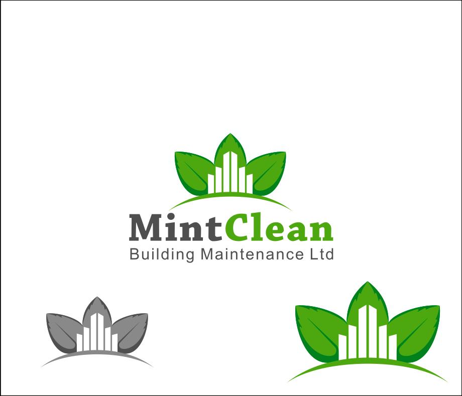 Logo Design by Armada Jamaluddin - Entry No. 37 in the Logo Design Contest MintClean Building Maintenance Ltd. Logo Design.