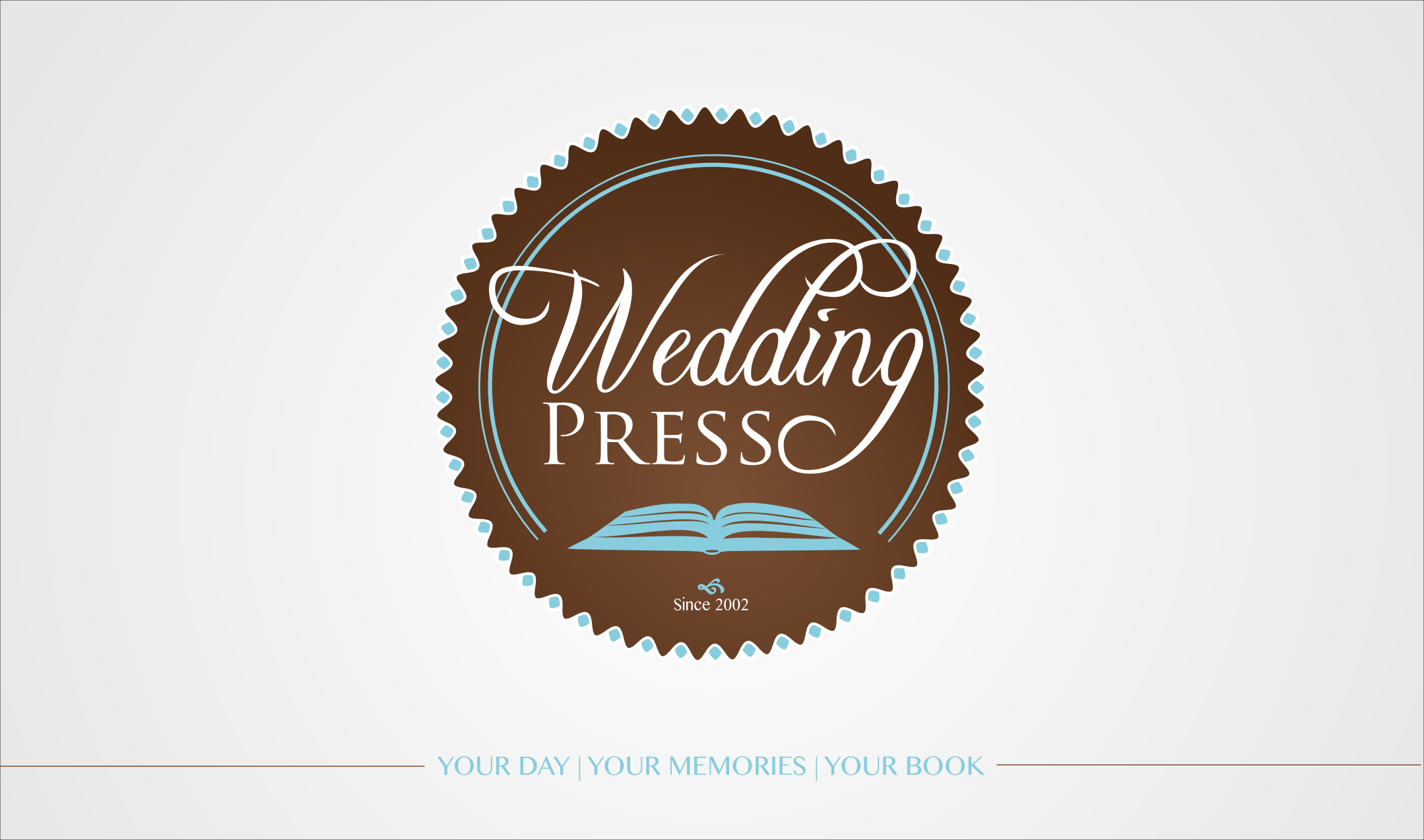 Logo Design by Andrew Bertram - Entry No. 82 in the Logo Design Contest Wedding Writes Logo Design.