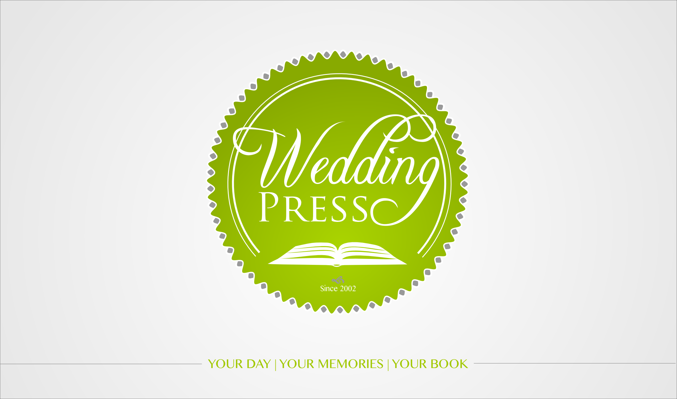 Logo Design by Andrew Bertram - Entry No. 83 in the Logo Design Contest Wedding Writes Logo Design.