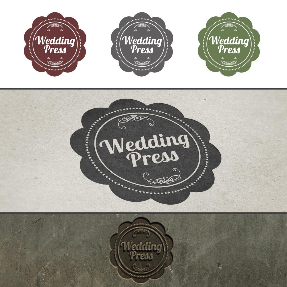 Logo Design by omARTist - Entry No. 84 in the Logo Design Contest Wedding Writes Logo Design.