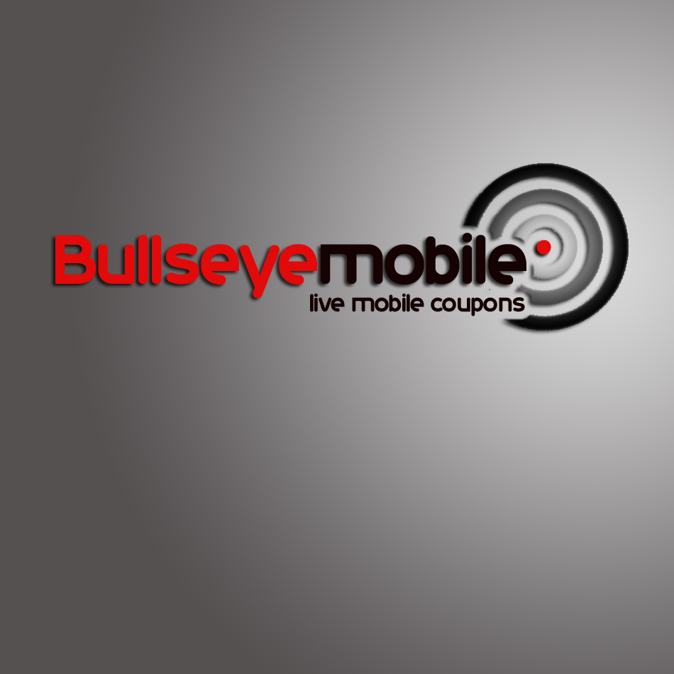 Logo Design by lapakera - Entry No. 60 in the Logo Design Contest Bullseye Mobile.