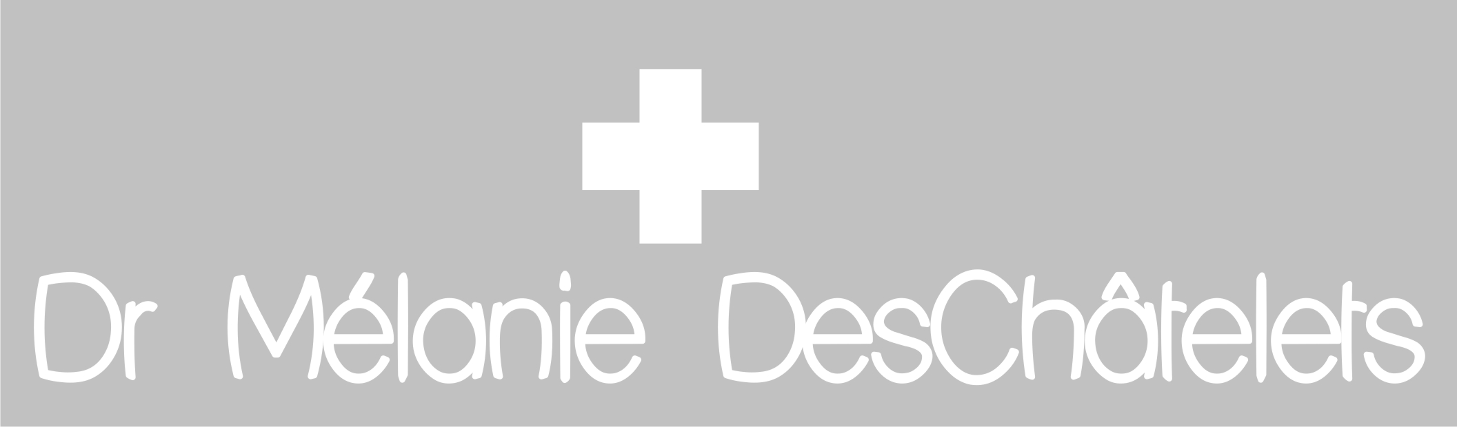 Logo Design by Shailender Kumar - Entry No. 97 in the Logo Design Contest Artistic Logo Design for Dr Mélanie DesChâtelets.